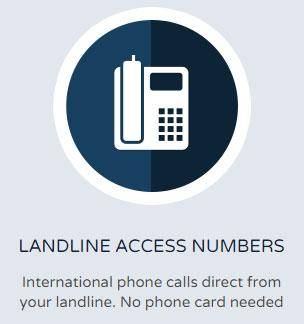 International Calls From Landline