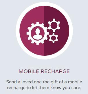 Overseas Mobile Recharge