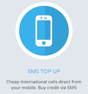 SMS Top Up
